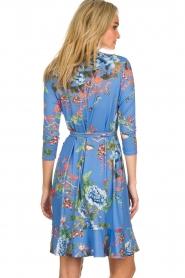 Hale Bob |  Dress Janelle | blue   | Picture 6