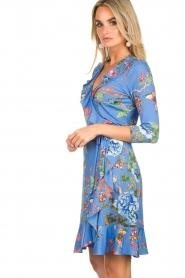 Hale Bob |  Dress Janelle | blue   | Picture 5