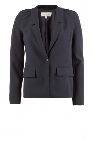 Blazer Capri | dark blue