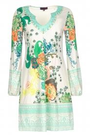 Hale Bob | Exotische jurk Raiyana | crème  | Afbeelding 1