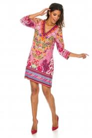 Hale Bob    Dress Emily   pink    Picture 3