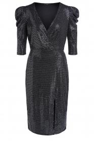 Set |  Lurex midi dress Kale | silver  | Picture 1