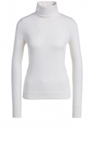 Set |  Turtleneck sweater Sun | white  | Picture 1