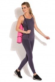 Casall | Sportlegging Long Leg | paars  | Afbeelding 3
