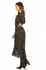 Set |  Printed midi dress Lisa | black  | Picture 4