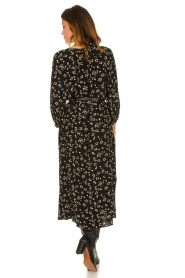 Set |  Printed midi dress Lisa | black  | Picture 5