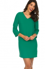 Silvian Heach |  Dress Emghien | green  | Picture 2