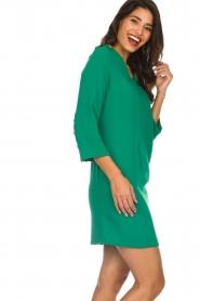 Silvian Heach |  Dress Emghien | green  | Picture 4