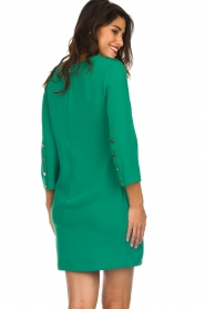 Silvian Heach |  Dress Emghien | green  | Picture 5