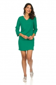 Silvian Heach |  Dress Emghien | green  | Picture 3