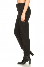 Set |  Chino trousers Clair | black  | Picture 5
