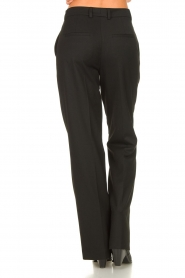 Set |  Palazzo trousers Grace | black  | Picture 7