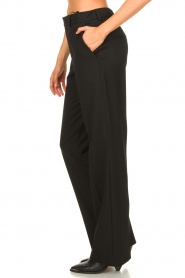 Set |  Palazzo trousers Grace | black  | Picture 5