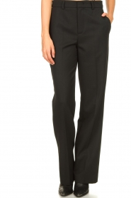 Set |  Palazzo trousers Grace | black  | Picture 4