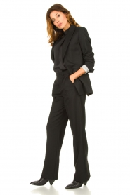 Set |  Palazzo trousers Grace | black  | Picture 2