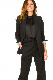 Set |  Blazer Chill | black  | Picture 4