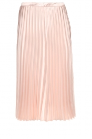 Silvian Heach |  Shiny skirt Guaroyos | pink  | Picture 1