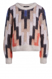 Set |  Knitted sweater Danny | multi  | Picture 1