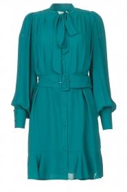 Kocca    Dress with matching belt Belinda   green    Picture 1
