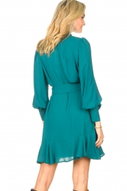 Kocca    Dress with matching belt Belinda   green    Picture 7