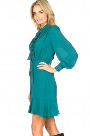 Kocca    Dress with matching belt Belinda   green    Picture 6