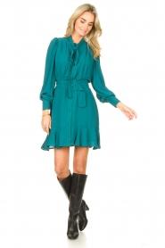 Kocca    Dress with matching belt Belinda   green    Picture 3