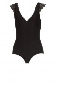 Silvian Heach    Lace body Saitama   black    Picture 1