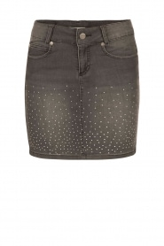 Skirt Dipdye Diamond | grey