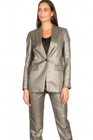 Set |  Metallic blazer Danino | metallic  | Picture 7