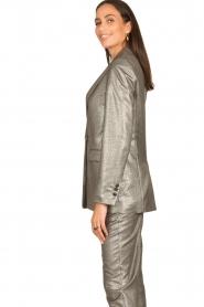 Set |  Metallic blazer Danino | metallic  | Picture 5