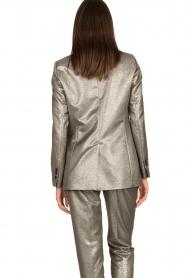 Set |  Metallic blazer Danino | metallic  | Picture 8