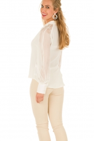 Blouse Moscata | wit