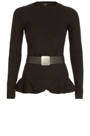 Sweater Jacky | black