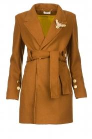 Kocca |  Short cloak Flot | brown  | Picture 1