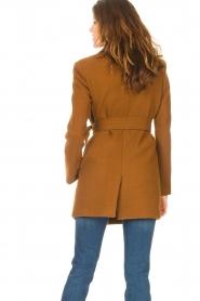 Kocca |  Short cloak Flot | brown  | Picture 8