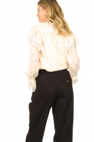 Sofie Schnoor |  Laced blouse Piper | natural  | Picture 7