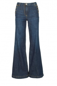 Kocca |  Flared jeans Rooney | blue  | Picture 1