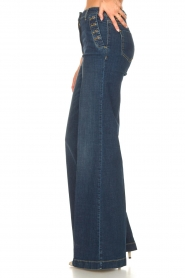 Kocca |  Flared jeans Rooney | blue  | Picture 5