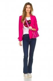 Silvian Heach |  Blazer Akutan | pink  | Picture 3