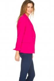 Silvian Heach |  Blazer Akutan | pink  | Picture 4
