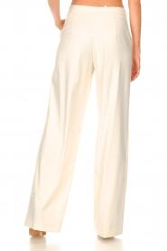 Kocca |  Flared trousers Rashmi | natural  | Picture 6