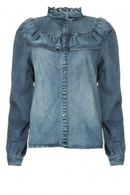 Sofie Schnoor | Jeans blouse Silke  | Picture 1
