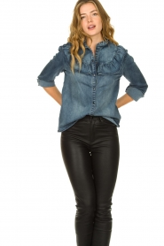 Sofie Schnoor | Jeans blouse Silke  | Picture 5