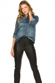 Sofie Schnoor | Jeans blouse Silke  | Picture 4
