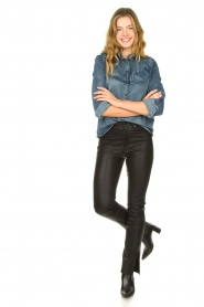 Sofie Schnoor | Jeans blouse Silke  | Picture 3