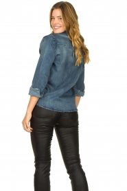 Sofie Schnoor | Jeans blouse Silke  | Picture 7