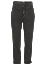 Kocca |  Baggy jeans Marlow | black  | Picture 1