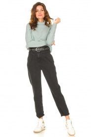 Kocca |  Baggy jeans Marlow | black  | Picture 3