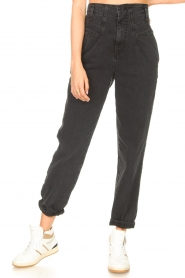 Kocca |  Baggy jeans Marlow | black  | Picture 4