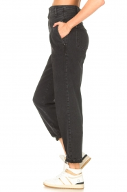 Kocca |  Baggy jeans Marlow | black  | Picture 5